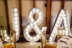 wedding initials