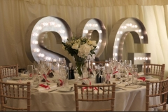 wedding initials S&G