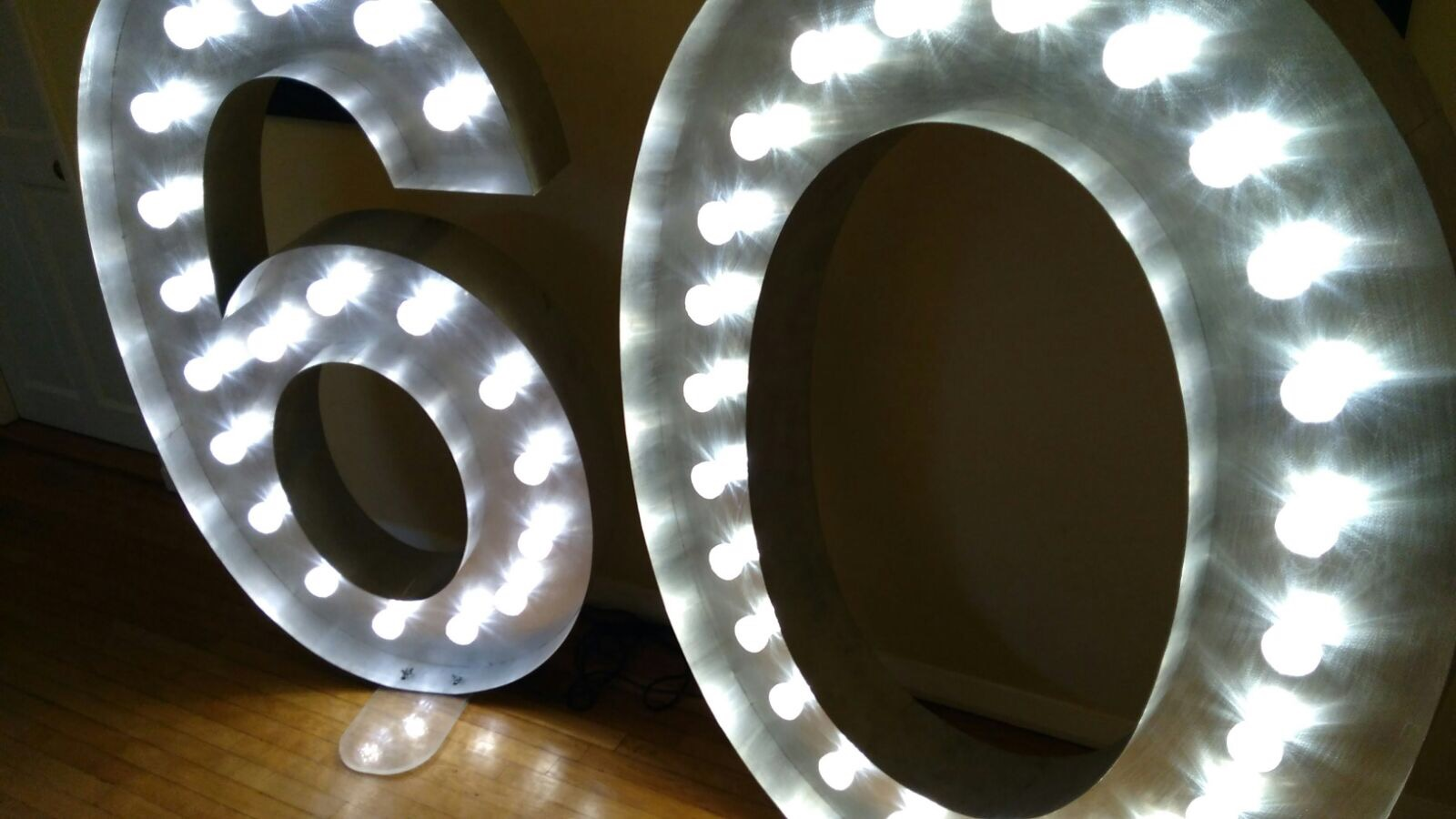 Light Up Numbers To Hire For Any Event Wedding Letter Hire