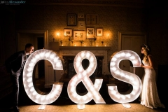 light up initials
