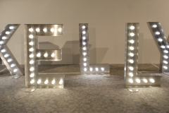 Kelly SimplyBe 025 light up letters