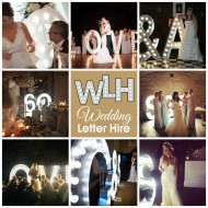 Wedding letter hire